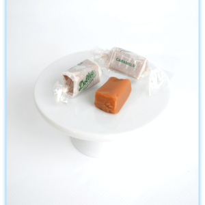 wrapped and unwrapped Dolle's® Caramels