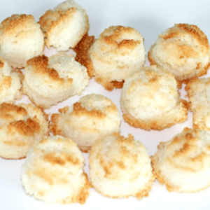 groups of Dolle's® Coconut Macaroons