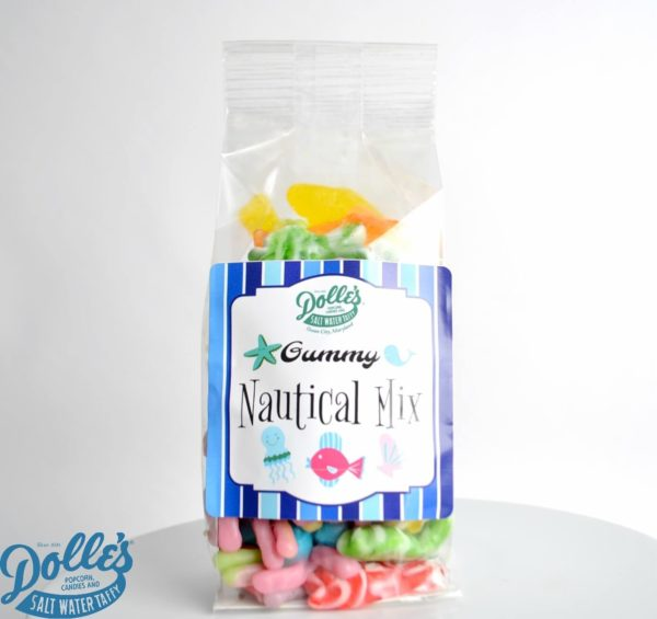 bag of Dolle's® Gummy Nautical Mix