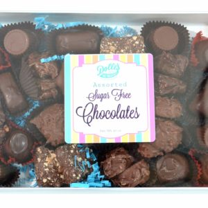 box of Dolle's® assorted Sugar Free Chocolates